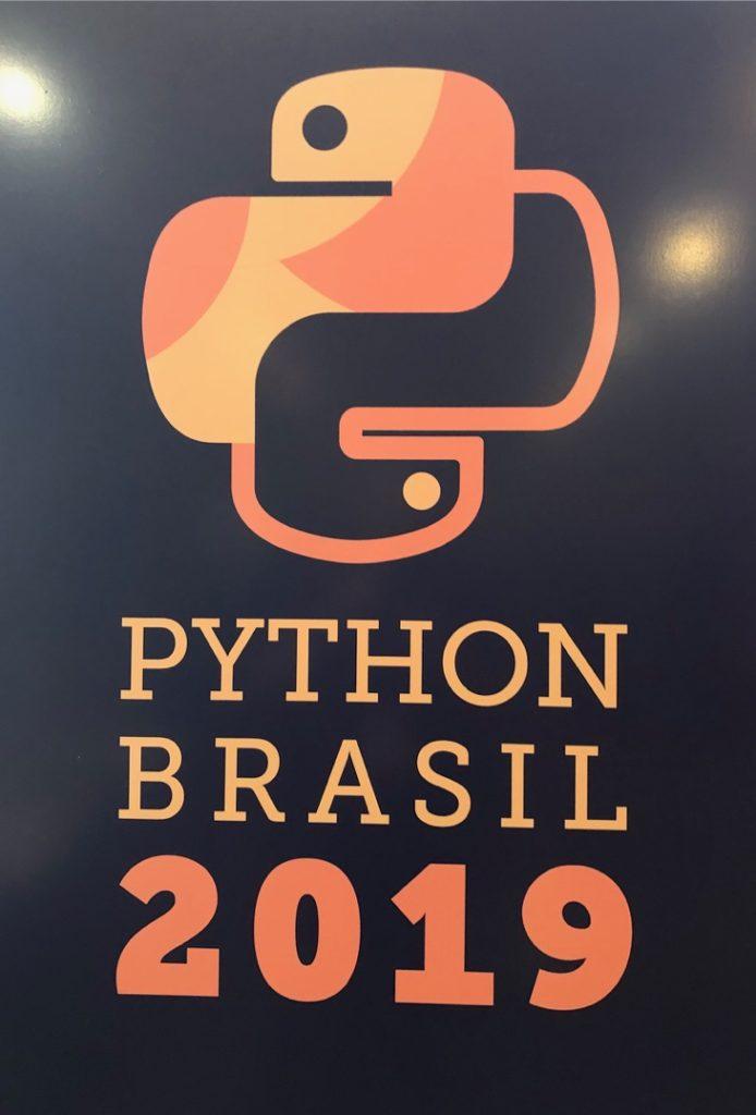 Python Brasil 2019 logo