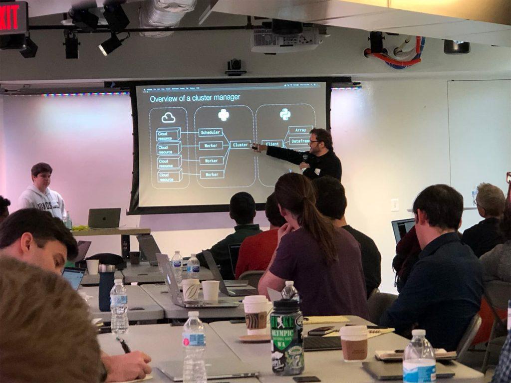 Dask Developer Workshop