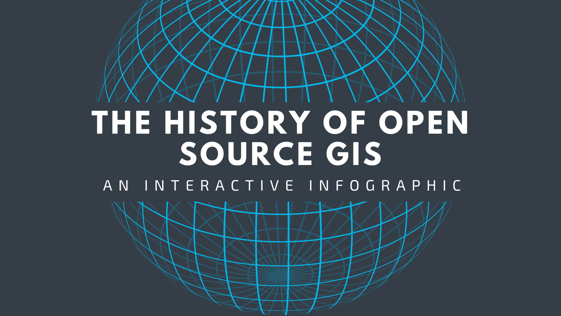 Open Source GIS Tools Blog Post Banner