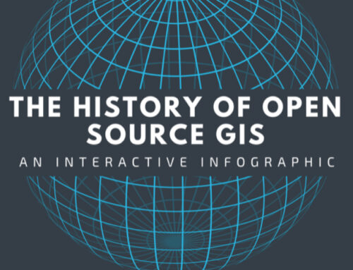 The History of Open Source GIS: An Interactive Infographic