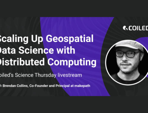 makepath at Coiled's Science Thursday Series