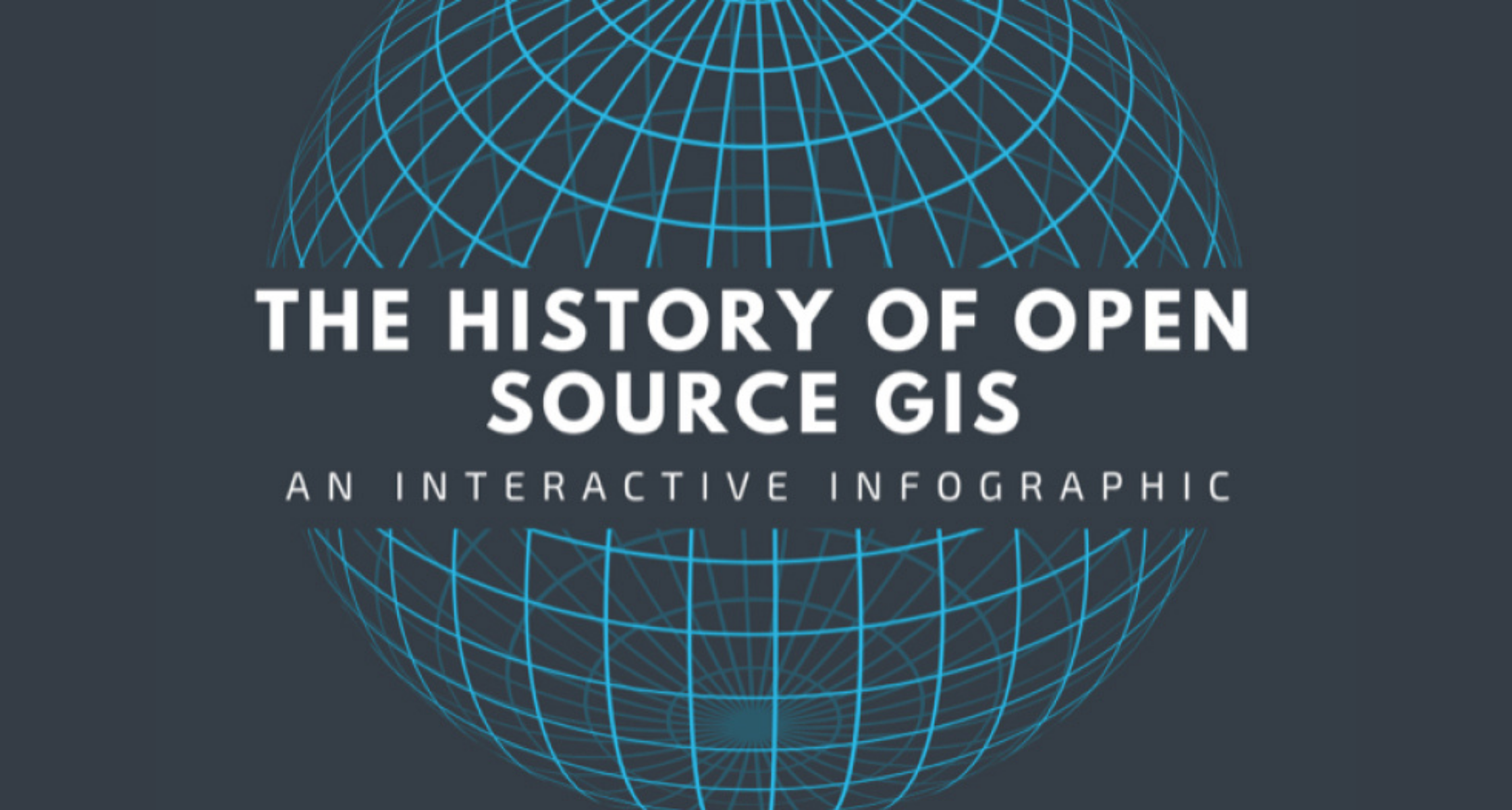 History of Open Source GIS Banner