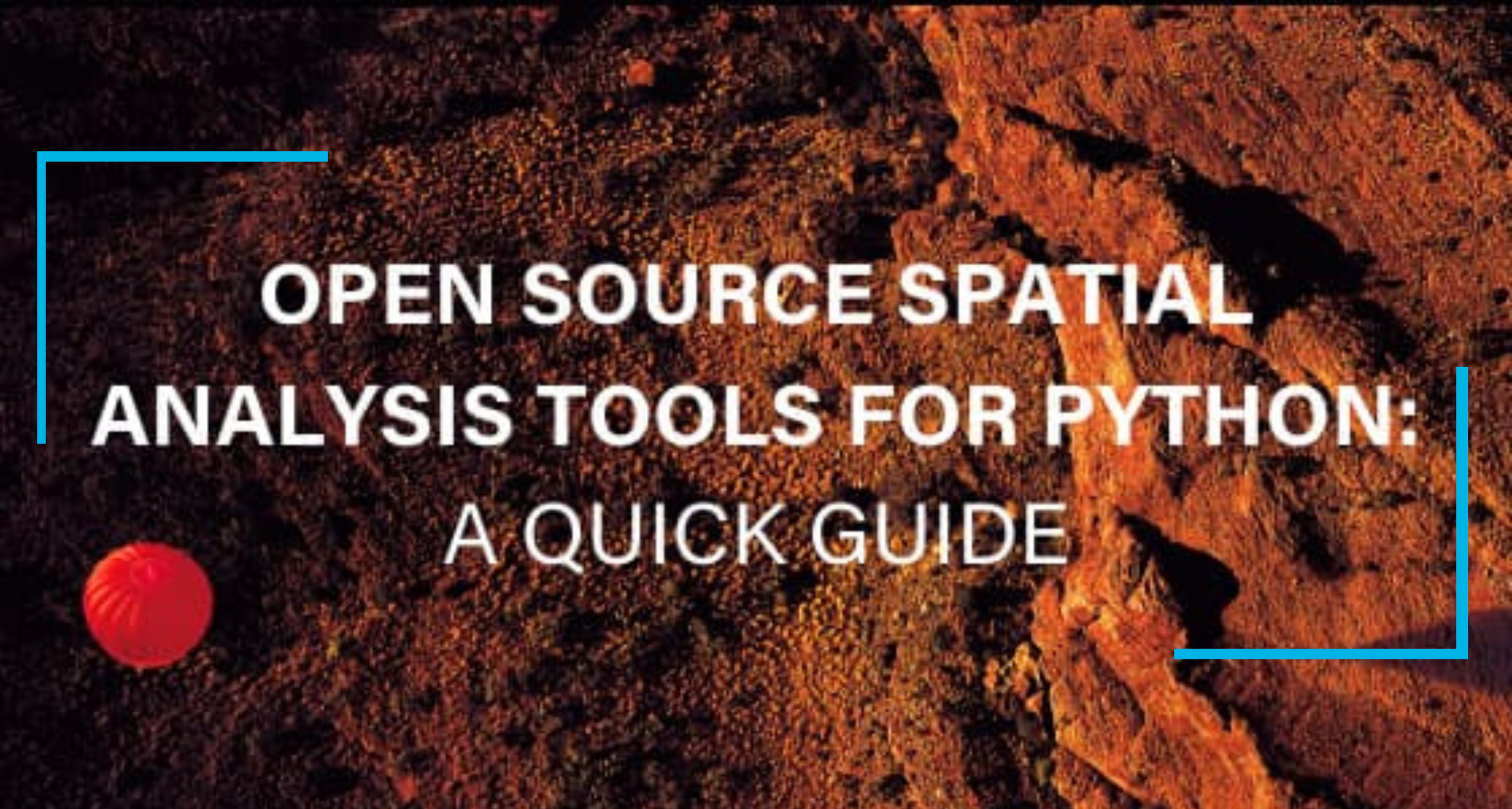 Spatial Analysis Tools Banner