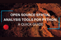 Spatial Analysis Tools Thumbnail