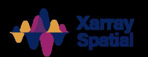 xarray spatial logo