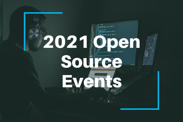 2021 Open Source Events Thumbnail