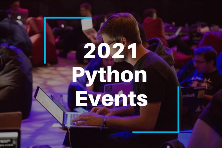 2021 Python Events Thumbnail