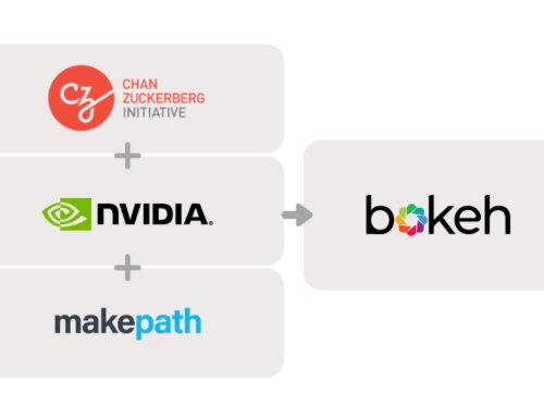 makepath and NVIDIA Join Forces for Bokeh