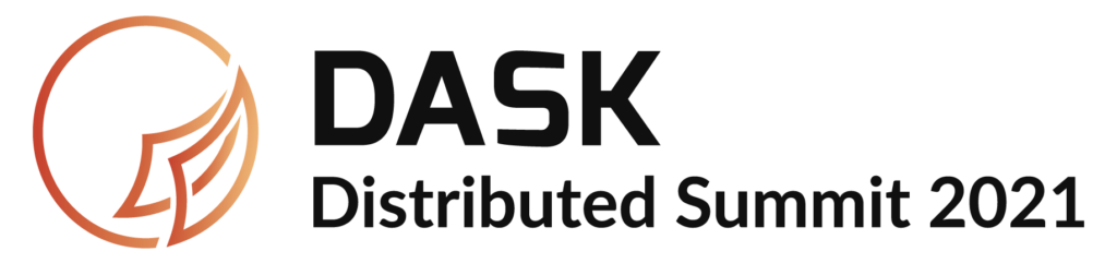 Dask Distributed 2021 Logo