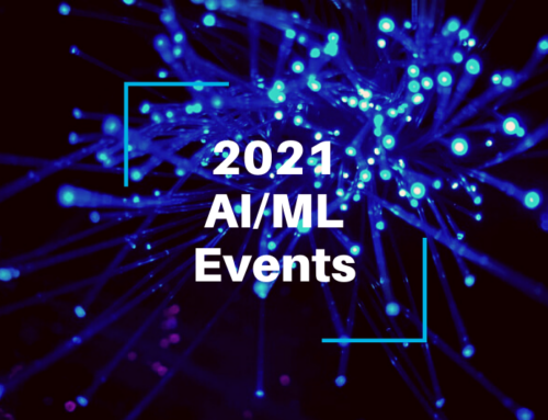 2021 Artificial Intelligence/Machine Learning Events