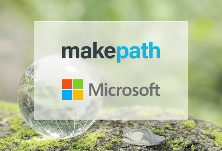 makepath + Microsoft Logos Thumbnail