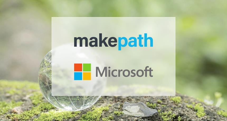 makepath + Microsoft Logos