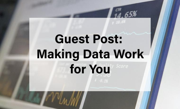 Making Data Work Banner