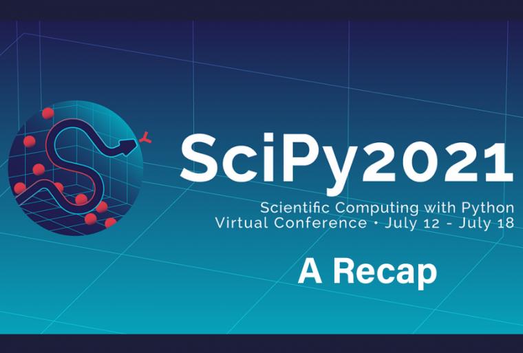 SciPy 2021 Banner
